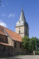 Monastery church in Wöltingerode