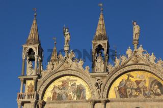 Basilica San Marco, Venice, Veneto, Italy