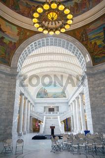 Capitol in Salt Lake City Utah