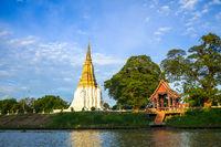 Phra Chedi Sisuriyothai temple, Ayutthaya, Thailand