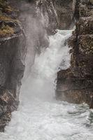 Wasserfall Im Brostdalen