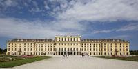 Schoenbrunn castle, Vienna, Austria, Europe