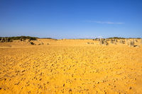 Pinnacles sand desert Western Australia