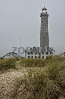 Leuchtturm Skagen Daenemark