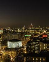 London - Night Skyline