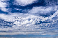 background of beautiful cumulus clouds on sky