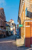 Historical Buildings of Kamianets-Podilskyi, Ukraine