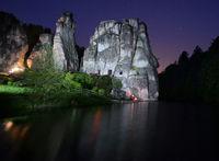 External Stones, Teutoburg Forest, Germany