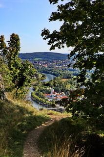 Panoramawanderweg Kelheim