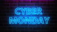 Neon Sign Cyber Monday