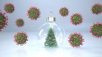 Christmas Coronavirus Pandemic