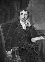 John Philpot Curran (1750-1817) on engraving from 1873. Irish orator
