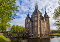 Castle Kasteel Heemstede in Netherlands