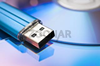 Speicherstick, Datenschutz und Datensicherung