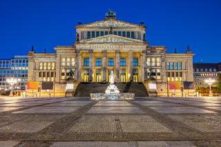 Das Konzerthaus Berlin am Gendarmenmarkt