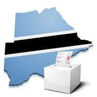 ballotbox Botswana