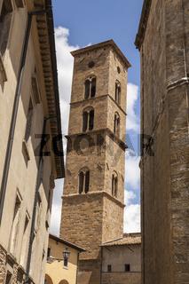 Volterra, Dom, Campanile, Torre Campanaria