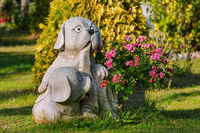 Figurine of a dog