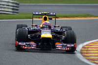 Mark Webber, Red Bull Renault F1