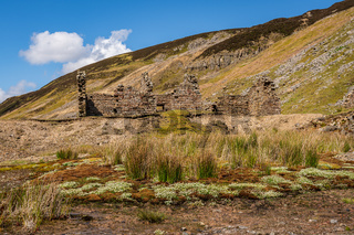 Bunton Mine, North Yorkshire, England