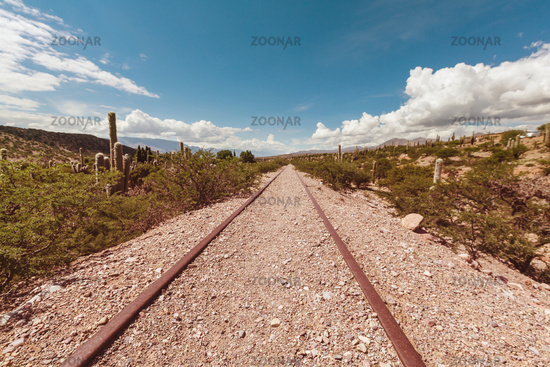 Railway in Argentina