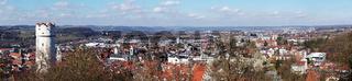 Aussicht von der Veitsburg auf Ravensburg