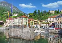 Menaggio at Lake Como,Lombardy,Italy