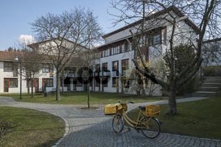 Postrad in der Fachhochschule Hof
