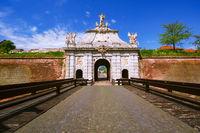 Gates of Alba Carolina Citadel