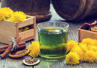 Dandelion decoction