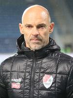 Head coach Alexander Schmidt Türkgücü Munich DFB 3rd league season 2020-21