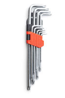 Metal torx screwdrivers