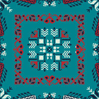 Romanian traditional pattern 186