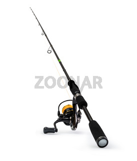 Spinning rod for fishing
