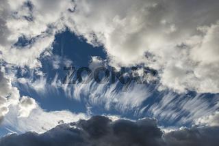 Wolkenstimmung, Gotland
