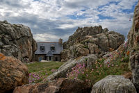 Brittany - Cote Granite Rose
