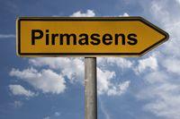 Wegweiser Pirmasens | signpost Pirmasens