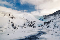 Svodufoss waterfall, Iceland