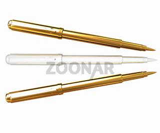 Metall corporate pen design