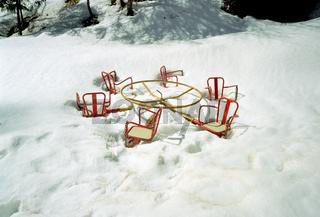Karusell, Winter