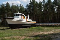 Greenpeace Beluga research vessel