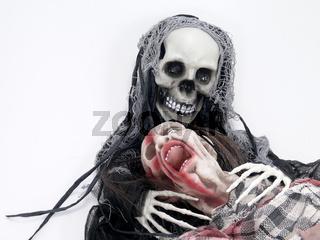 GevatterTod besucht den Zombie