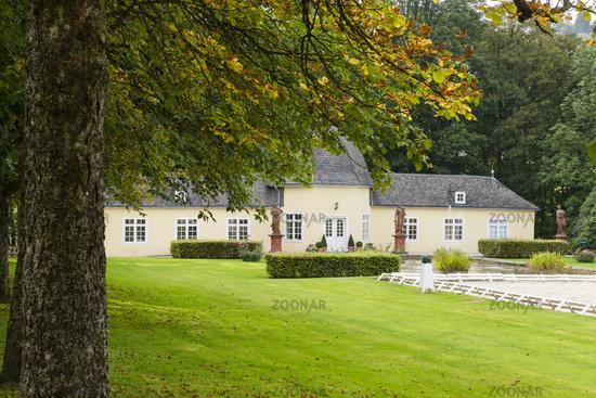 Orangery, civil registry, Berleburg Castle