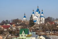 St. George Church in Kamianets-Podilskyi, Ukraine