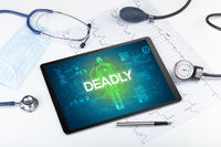 Tablet pc and doctor tools