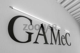 Gamec logo