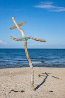 Ostseestrand Fischland Darß Zingst