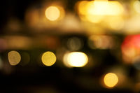 real bokeh city lights background