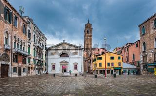 Campo San Maurizio, Venice, Italy