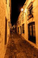 Grazalema at night